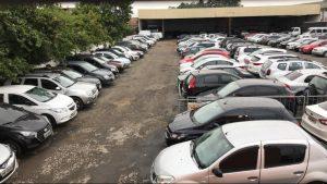 Vagas Descobertas Estacionamento Guarulhos - Ponce Park
