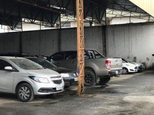 Vagas Cobertas Estacionamento - Ponce Park