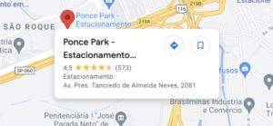 Melhor estacionamento Aeroporto Guarulhos 2021