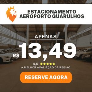 Estacionamento Aeroporto Guarulhos - Ponce Park